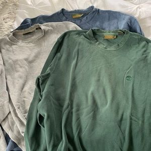 Lot of 3 Timberland Thermals
